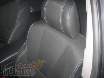 Чехлы для авто Тойота Камри 40 (авточехлы на сиденья Toyota Camr
