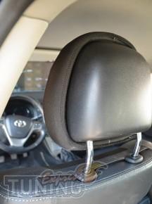 Чехлы Тойота Авенсис 3 в магазине експресстюнинг (авточехлы на с