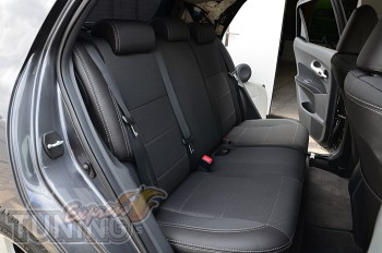 автоЧехлы Toyota Auris 1