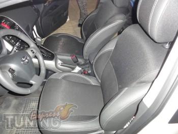 Чехлы Тойота Аурис (авточехлы на сиденья Toyota Auris)