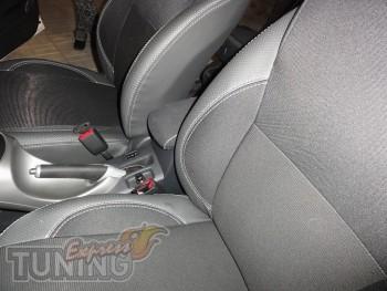 заказать Чехлы Тойота Аурис (авточехлы на сиденья Toyota Auris)