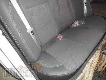Чехлы Киа Серато 1 (закзатать авточехлы на сиденья Kia Cerato 1)