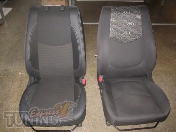 Чехлы в салон Киа Соул (авточехлы на сиденья Kia Soul)