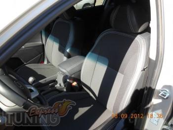 Чехлы в салон Киа Спортейдж 3 (авточехлы на сиденья Kia Sportage