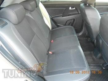 заказать Чехлы Киа Спортейдж 3 (авточехлы на сиденья Kia Sportag