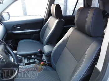 Чехлы в салон Сузуки Гранд Витара (авточехлы на сиденья Suzuki G