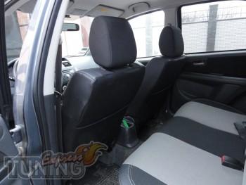 заказать Чехлы Сузуки СХ4 (авточехлы на сиденья Suzuki SX4)