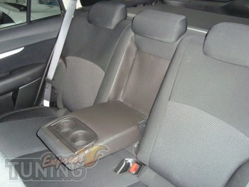 Чехлы для автомобиля Субару Аутбек (авточехлы на сиденья Subaru