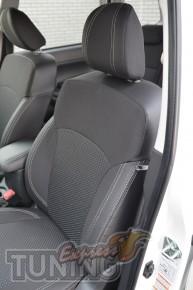 Чехлы для авто Субару Форестер 4 (авточехлы на сиденья Subaru Fo
