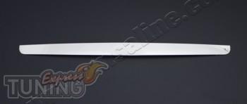Хром планка крышки багажника Мерседес Вито 639 (установка хром м