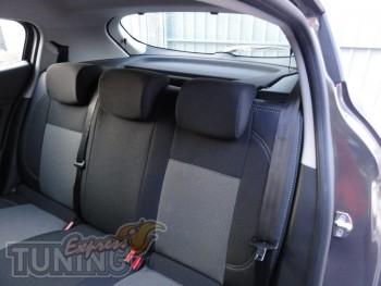 Чехлы Рено в авто Меган 3 (авточехлы на сиденья Renault Megane 3