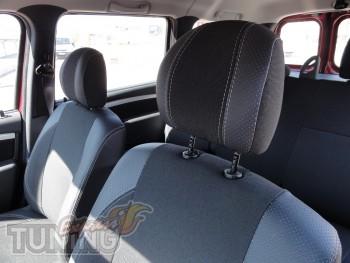 Чехлы Рено Логан МСВ(авточехлы на сиденья Renault Logan MCV)