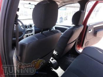 куптиь Чехлы Рено Логан МСВ(авточехлы на сиденья Renault Logan M