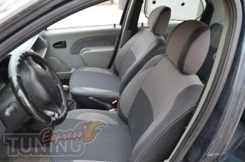 купить Чехлы Рено Логан 1(авточехлы на сиденья Renault Logan 1)