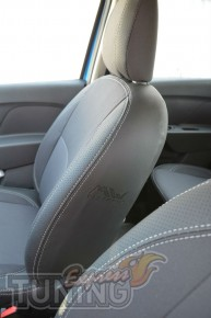 Чехлы Рено Сандеро 2 (авточехлы на сиденья Renault Sandero 2)