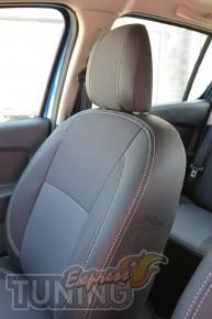 заказать Чехлы Рено Сандеро 2 (авточехлы на сиденья Renault Sand