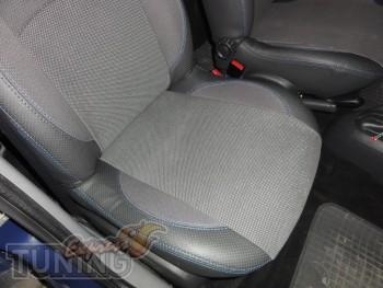 Чехлы для автомобиля Рено Клио 2 (авточехлы на сиденья Renault C