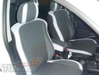 Чехлы Пежо 4007 (авточехлы на сиденья Peugeot 4007)
