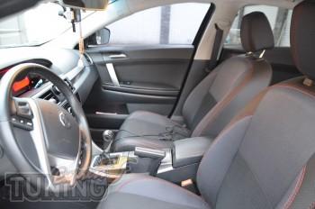 Чехлы в салон Морис Гараж 6 (авточехлы на сиденья MG-6)