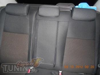 Чехлы для автомобиля Мазда 6 gh (авточехлы на сиденья Mazda 6 gh