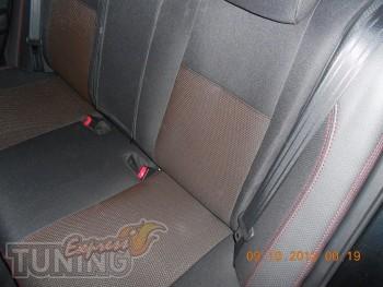 Чехлы в авто Мазда 6 gh (авточехлы на сиденья Mazda 6 gh)