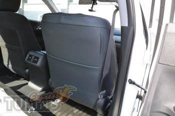 Чехлы для автомобиля Хонда Аккорд 9(авточехлы на сиденья Honda A
