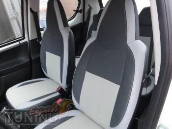 Чехлы Тойота Айго (авточехлы на сиденья Toyota Aygo)
