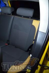 купить Чехлы Toyota FJ Cruiser (заказать авточехлы на сиденья То