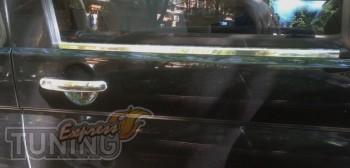 Хромированные молдинги стекол Фольксваген Транспортер Т5 (хром н