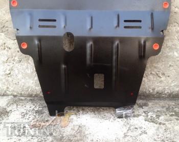 заказать Защиту двигателя Рено Сценик 3 (защита картера Renault