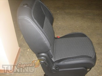 Чехлы для салона Пежо Партнер (авточехлы на сиденья Peugeot Part