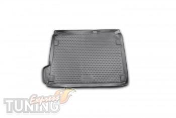 Коврик в багажник Ситроен С4 2 (автомобильный коврик багажника C