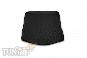 Коврик в багажник Форд Фокус 2 седан (автомобильный коврик багаж
