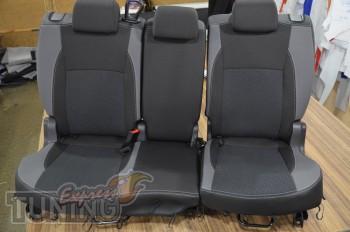 купить Чехлы Ниссан Кашкай +2 (авточехлы на сиденья Nissan Qashq