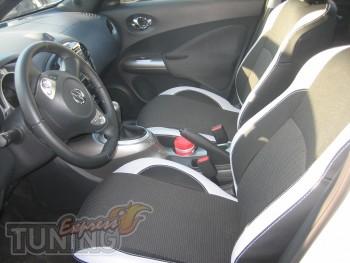 Чехлы Ниссан Джук (авточехлы на сиденья Nissan Juke)