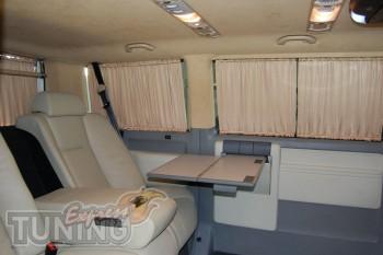 Шторки в салон Фольксваген Транспортер Т5 (автомобильные шторки