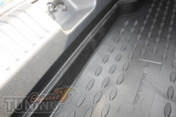 Коврик для багажника Фольксваген Поло 5 седан (автомобильный ков