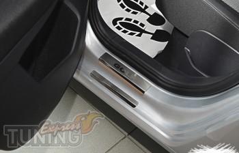 защитные накладки Volkswagen Golf Sportsvan