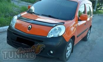 купить Мухобойка Рено Кангу 2 (дефлектор капота Renault Kangoo 2