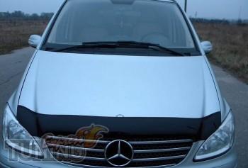 Дефлектор капота для авто Мерседес Вито 639 (дефлектор на капот