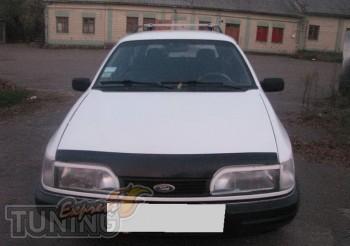Мухобойка Форд Сиерра (дефлектор капота Ford Sierra)