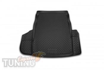 Коврик в багажник БМВ 5 Е60 седан (автомобильный коврик багажник