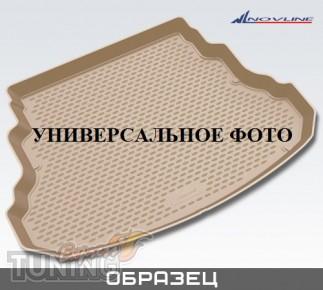Коврик в багажник БМВ Х3 F25 бежевый (автомобильный коврик багаж