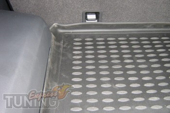 Коврик в багажник Опель Антара (автомобильный коврик багажника O
