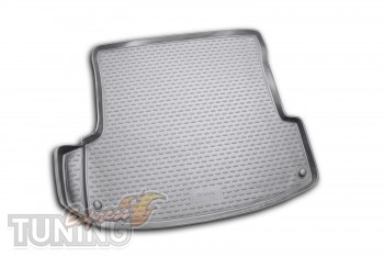 Коврик в багажник Шкода Октавия Тур А4 (автомобильный коврик баг