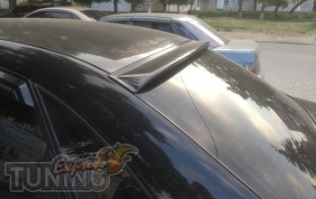 Козырек на заднее стекло Chevrolet Lacetti sedan