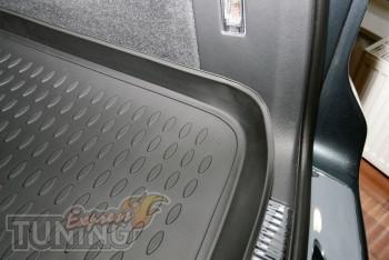 Коврик для багажника Фольксваген Туарег 1 (автомобильный коврик