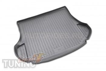 Коврик в багажник Вольво S40 (автомобильный коврик багажника Vol