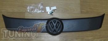 Купить зимнюю решетку радиатора Фольксваген Кадди 2010+ (матовая