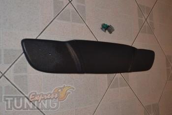 Накладка для решетки радиатора Daewoo Lanos зимняя (магазин авто